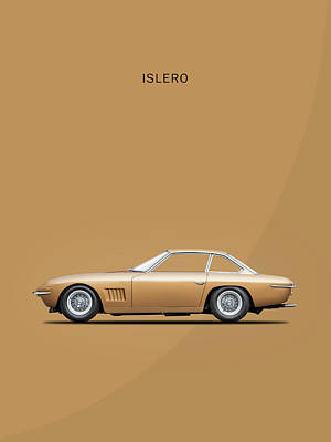 Photograph   The Islero 400 Gt By Mark Rogan