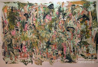 Painting - The Italian Coast by Nancy Kane Chapman