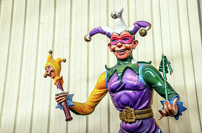 Photograph - The Jester by David Lawson