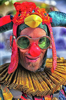 Photograph - The Jester by Mike Martin