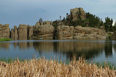 Photograph - The Jewel Of The Black Hills by Christiane Schulze Art And Photography