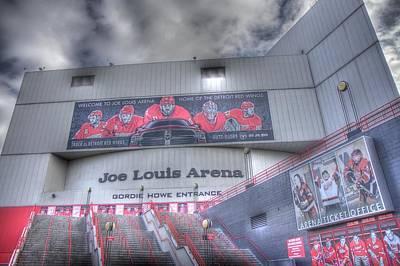 The Joe Art Print by Chris Coleman