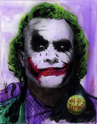 The Joker 2 Original by Luis Navarro