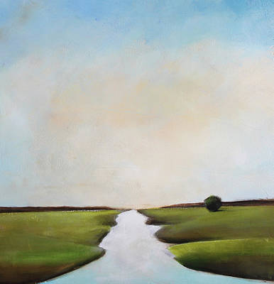 The Journey Art Print by Toni Grote