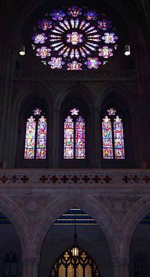 Photograph - The Judgement Window by Jeff Heimlich