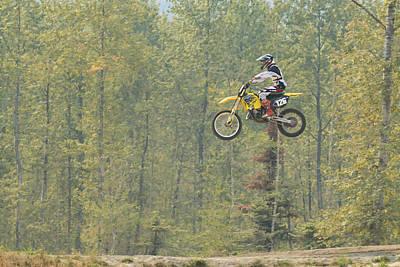 Photograph - The Jump by Steve McKinzie