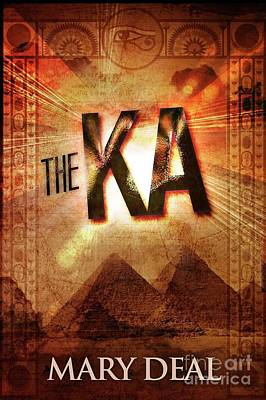 Photograph - The Ka - An Egyptian Suspense Novel by Mary Deal