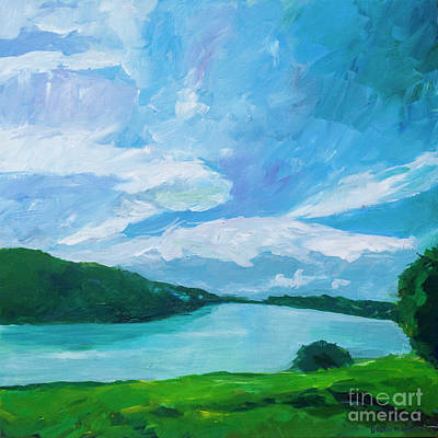 Painting - The Kaw by Brian M White