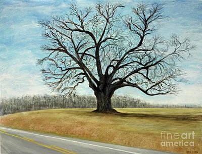 The Keeler Oak Original by Lyric Lucas