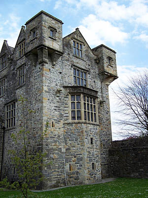Irish Photograph - The Keep At Donegal Castle Ireland by Teresa Mucha