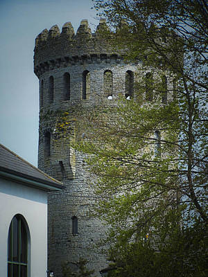 The Keep At Nenagh Castle Ireland Art Print