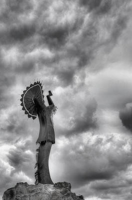 Wichita Kansas Photograph - The Keeper by JC Findley