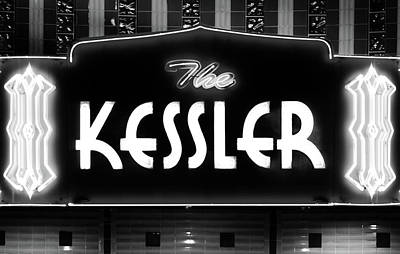 Photograph - The Kessler 092716 Bw by Rospotte Photography