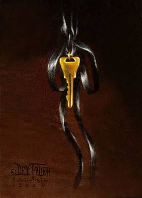 The Key Of Melencolia Original