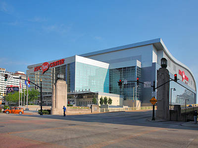 Fried Chicken Photograph - The Kfc Yum Center IIi by Steven Ainsworth