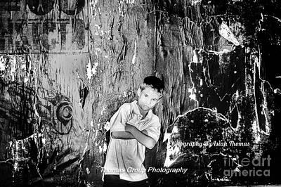 Tim Thomas Wall Art - Photograph - The Kid by Tim Thomas