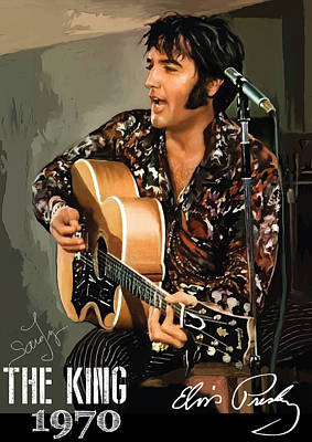 The King 1970 Original