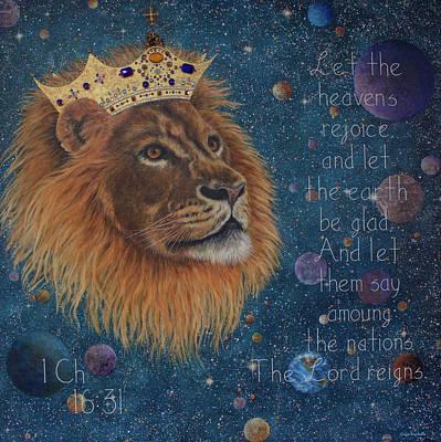 The King Of Kings Art Print