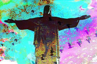 The Kingdom Of Heaven Is Like A Mustard Seed Original by Paul Sutcliffe
