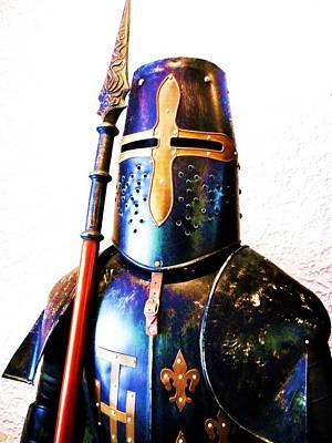 Photograph - The Knight by Dietmar Scherf