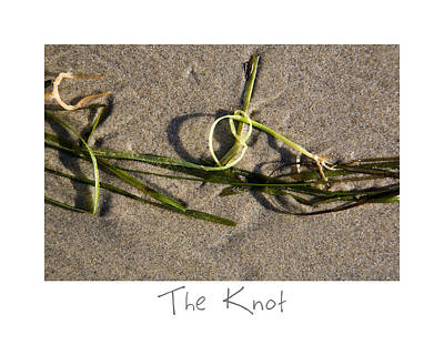 Photograph - The Knot by Peter Tellone