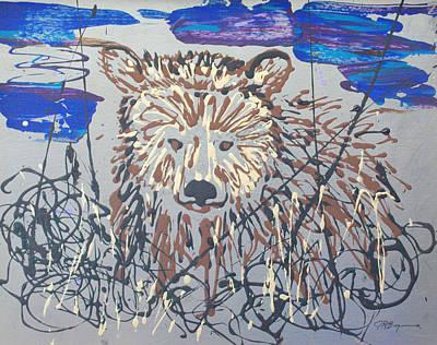 The Kodiak Art Print