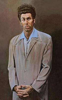 The Kramer Portrait  Art Print