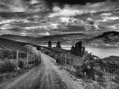 Photograph - The Kvr Trail by Tara Turner