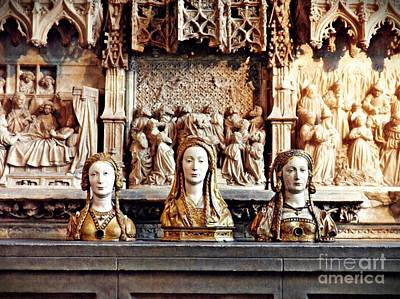 Photograph - The Ladies On The Altar by Sarah Loft