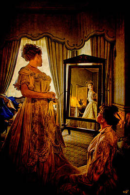 Photograph - The Lady Of The House by Chris Lord