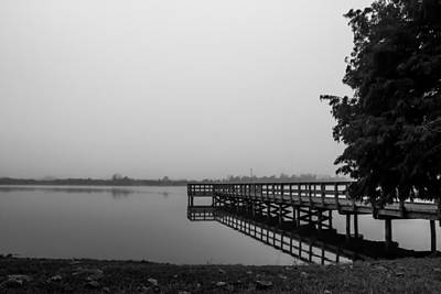 Photograph - The Lake by Michael Tesar