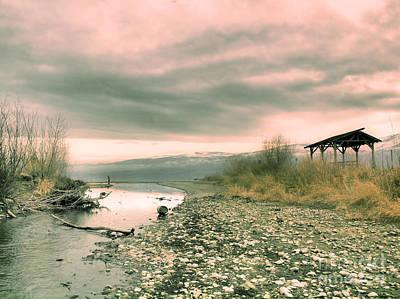 Photograph - The Lake Walker by Tara Turner