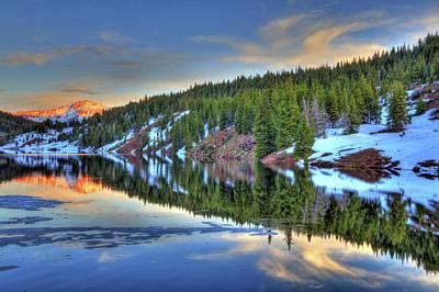 Photograph - The Lakes by Scott Mahon