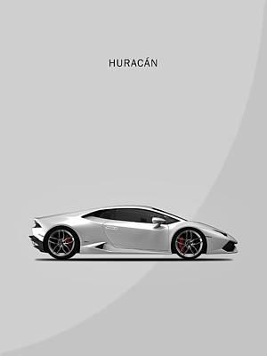 Photograph - The Lamborghini Huracan by Mark Rogan