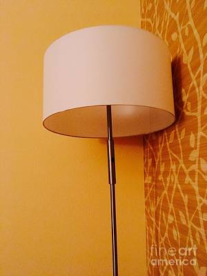 Photograph - The Lamp by Joseph Baril