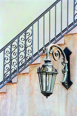 The Lamp Art Print by Pat Carosone