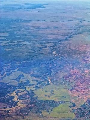 Digital Art - The Land Digital Painting by Randy Herring