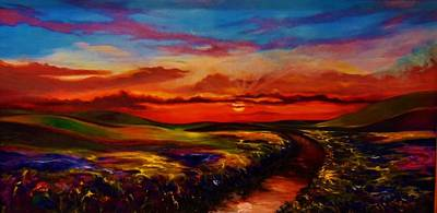 Painting - The Land I Love by Emery Franklin