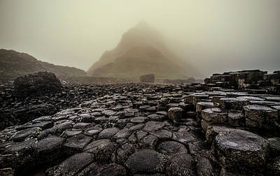 Photograph - The Land Of Stones And Mountains by Jaroslaw Blaminsky