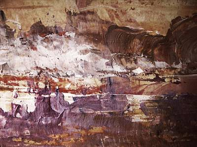 Painting - The Landing by Nancy Kane Chapman
