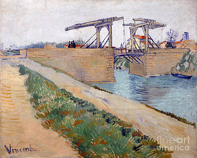 Langlois Painting - The Langlois by Van Gogh