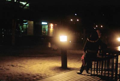 Photograph - The Last Couple by David Cardona