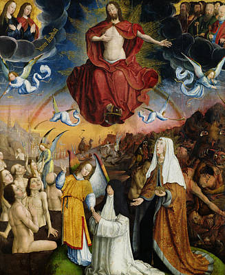 The Last Judgment Art Print