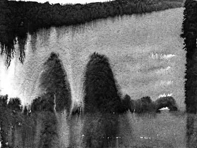 Painting - The Last Light Of Dusk by Hakon Soreide