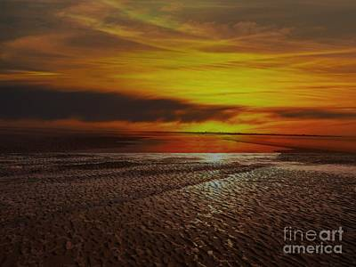 Photograph - The Last Of The Light by Marcia Lee Jones