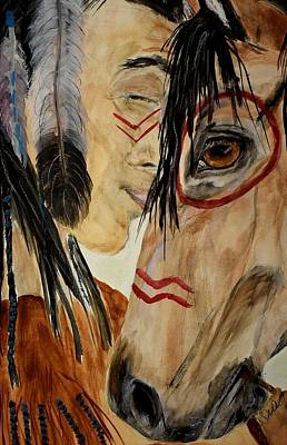 Painting - The Last Ride by Susan Voidets