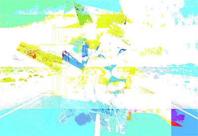 Digital Art - The Last Season by Payet Emmanuel