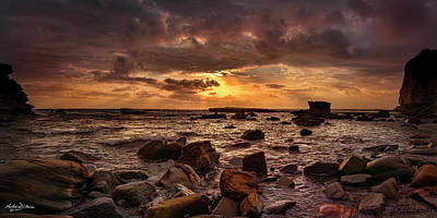 Photograph - The Last Sunrise by Andrew Dickman