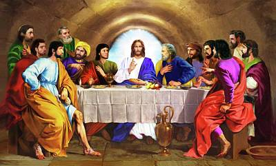 The Last Supper Original