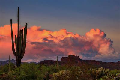 Photograph - The Last Thunderstorm by Rick Furmanek
